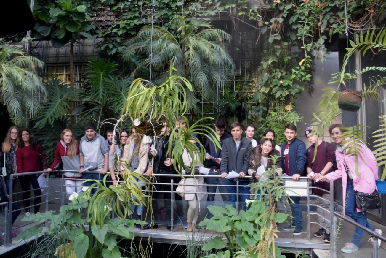 Jardin Botánico y Museo del Prado