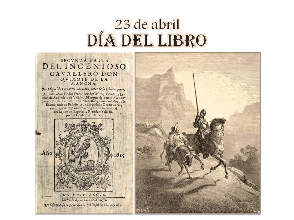 Día del Libro : Colegio Guzman el Bueno