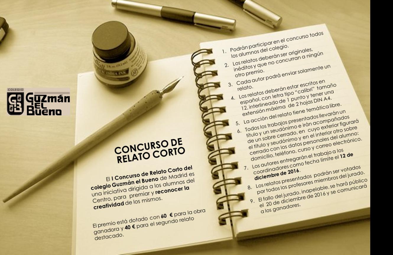 I Concurso de Relato Corto (Diciembre 2016)