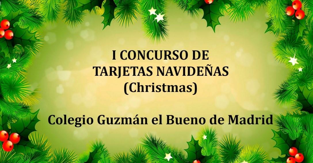 I Concurso Tarjetas Navideñas